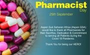 Commemoration of World Pharmacist's Day