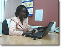 Mrs. Margaret Mathenge - R.H -HR and Admin