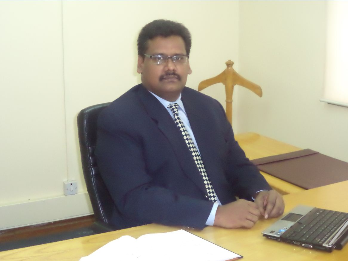 Mr. Manohar Sangaru - R.H ICT