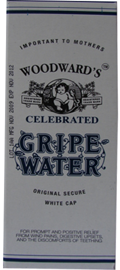 Woodwords gripe water